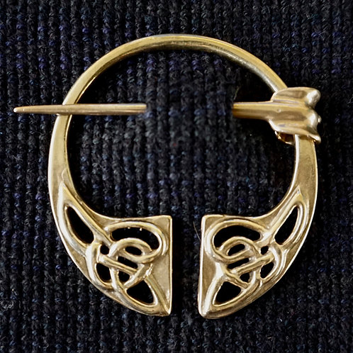 Irish Knot | Brooch