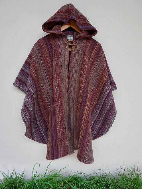 Purple Desert Stone | Mini Ruana