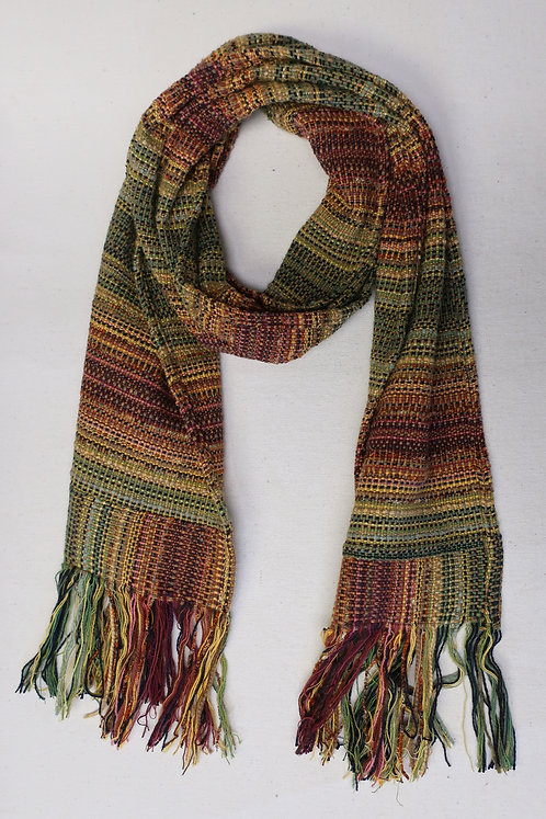 Autumn Leaves | Scarf