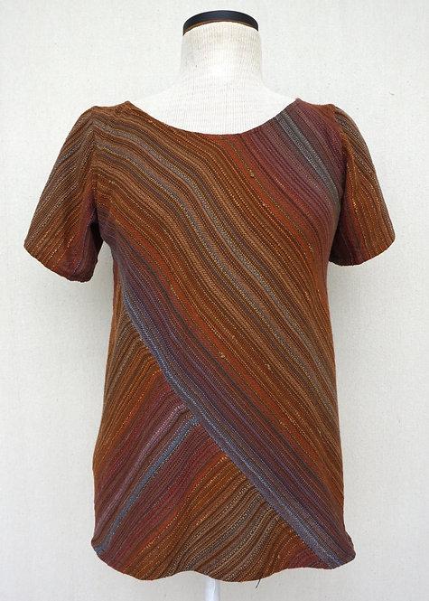 Sedona Canyon Bias Cut Shirt