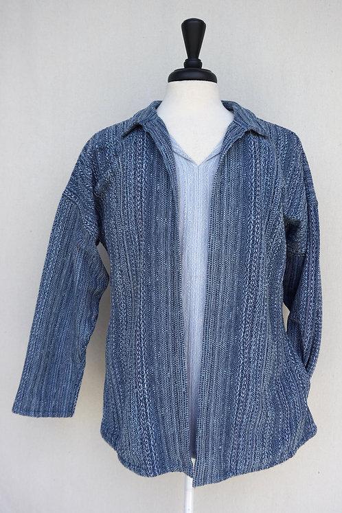 Indigo Sky   Short Coat