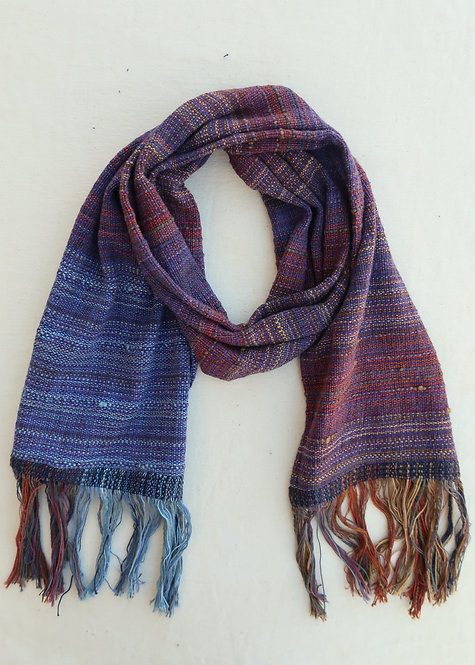 Purple Canyon | Scarf