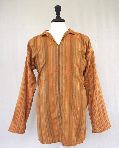 Orange Sunflower | Arming Shirt