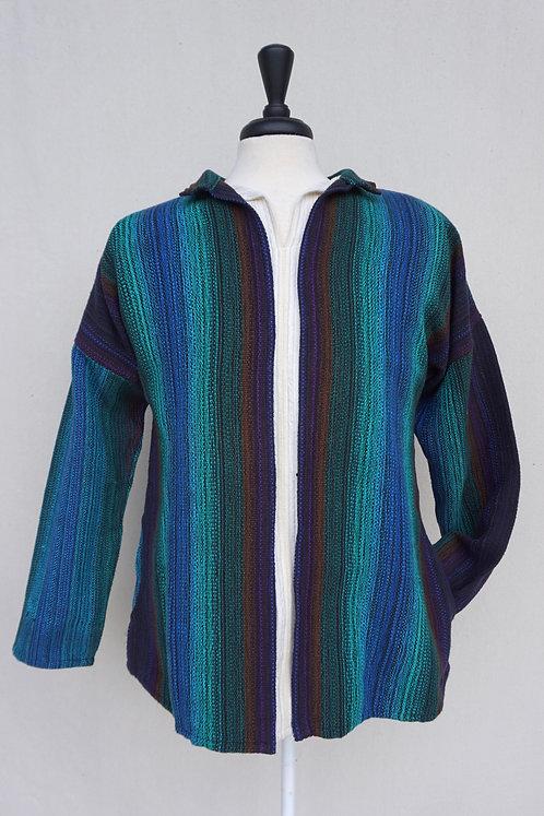 Black Peacock | Short Coat