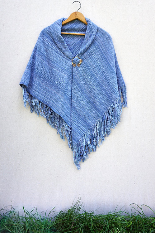 Day Sky | Square Shawl