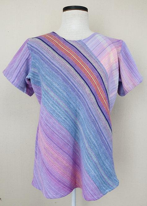Dawn Sunburst | Bias Cut Shirt