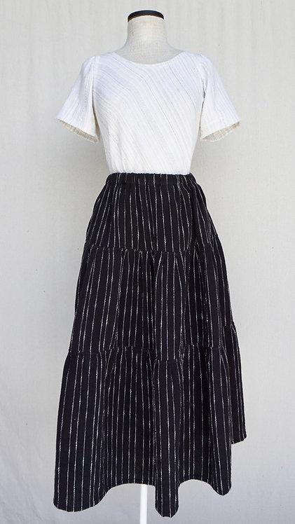 Black Swan Three Tiered Skirt