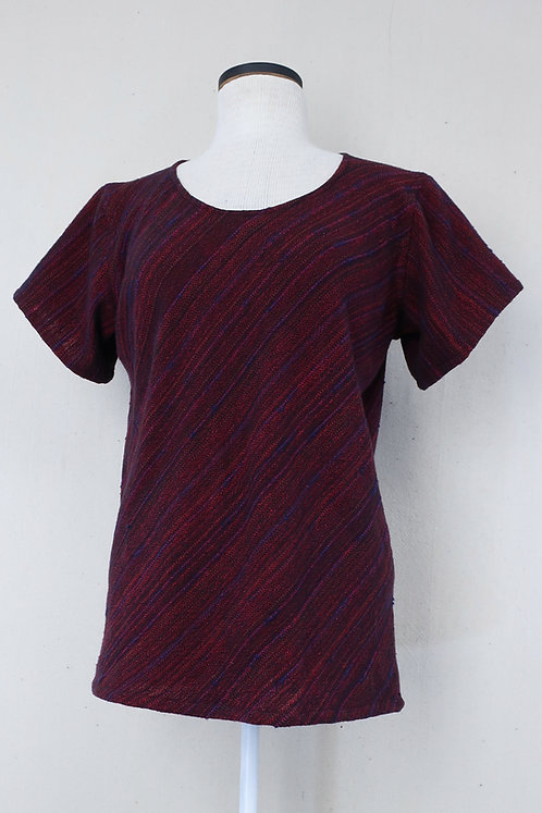 Scarlet Tanager | Bias Cut Shirt