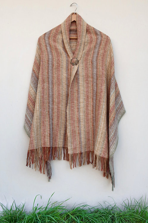 Desert Stone | Rectangle Shawl