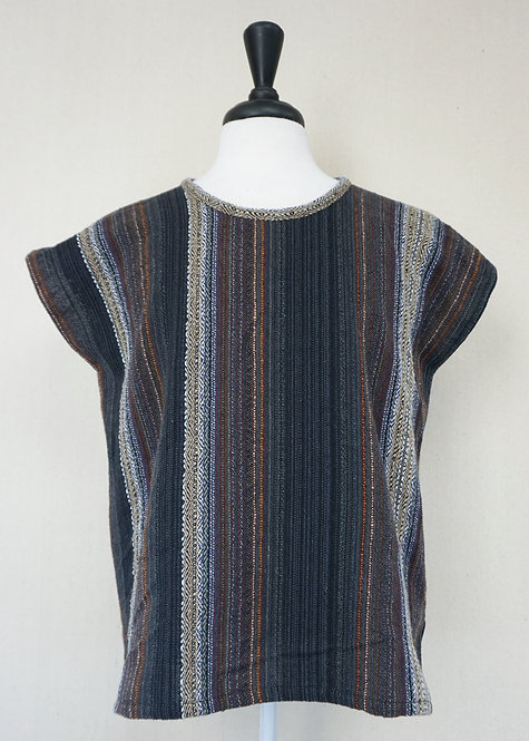 Black Agate | Tabard Shirt