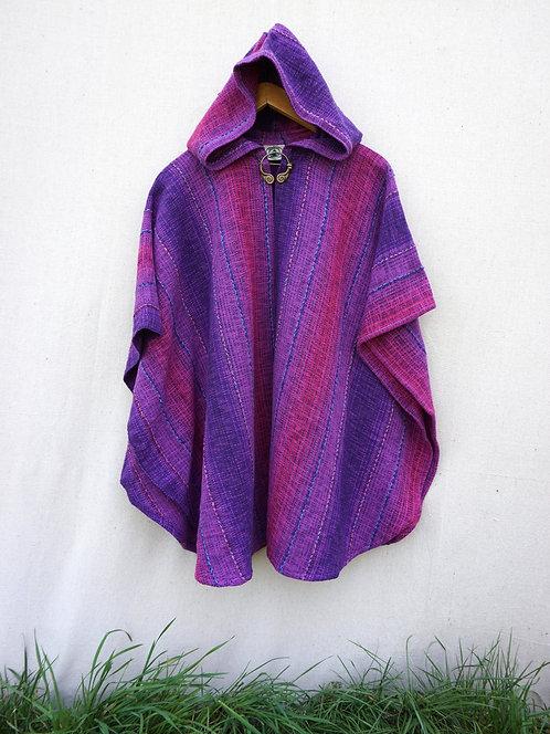Purple Passion | Mini Ruana