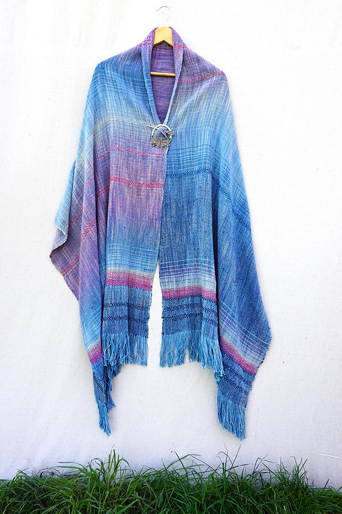 Sunrise Silk | Shawl