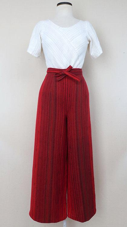 Cardinal | Wrap Pants