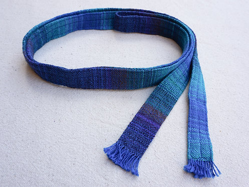 Blue Peacock | Belt