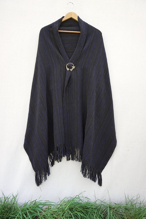 Raven | Rectangle Shawl