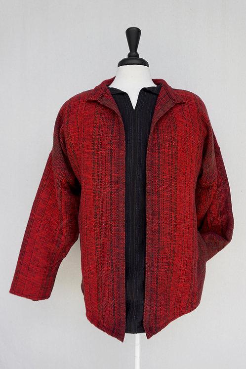 Cardinal Short Coat