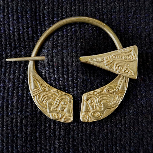 North Winds Brooch