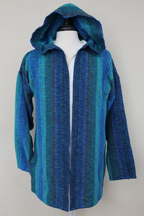 Blue Peacock   Hunters Jacket