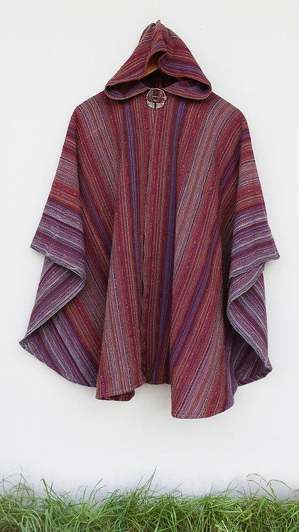 Purple Desert Stone | Ruana