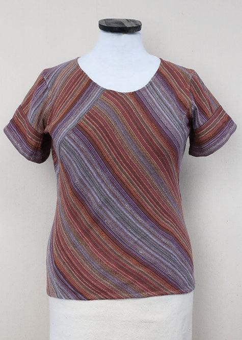 Roja Stone | Bias Cut Shirt