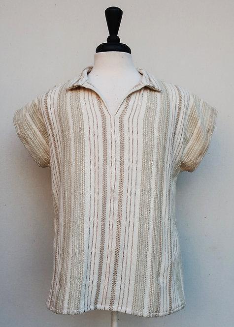 Organic Cotton | Collared Shirt