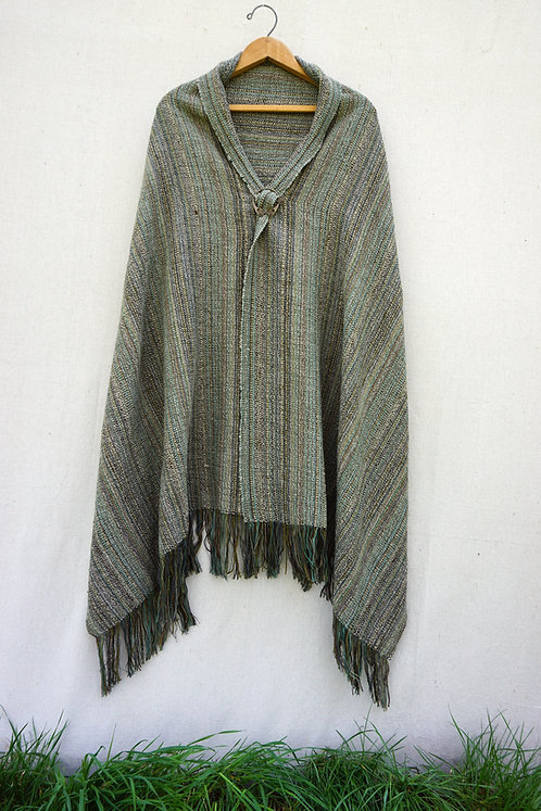 Sycamore Rectangle Shawl