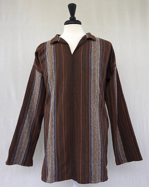 Brown Agate Arming Shirt