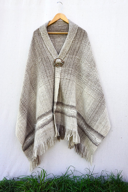 Mockingbird Home Grown Wool Shawl