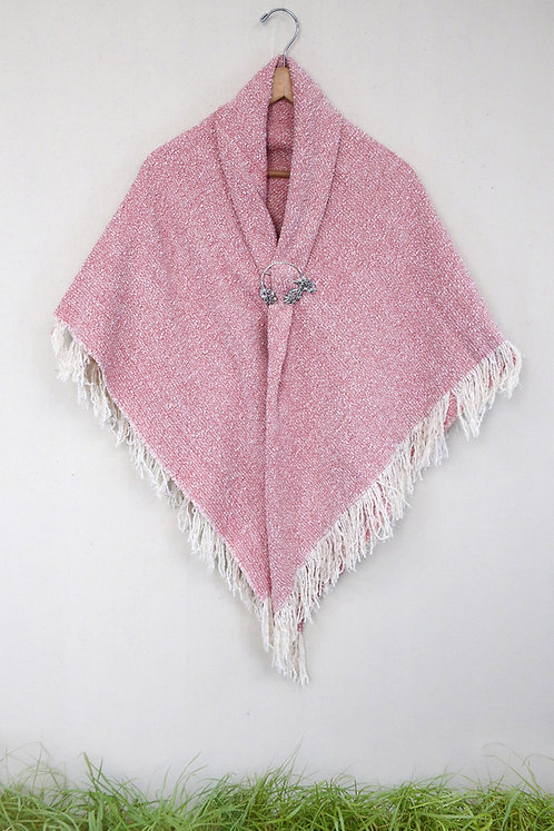 Pink Sands | Square Shawl