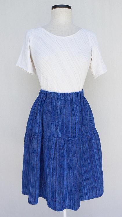 Royal Flash | Short Skirt