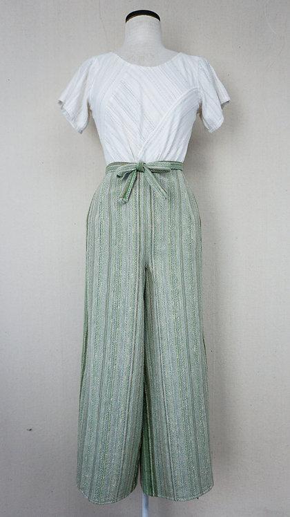 Orchard Leaf | Wrap Pants