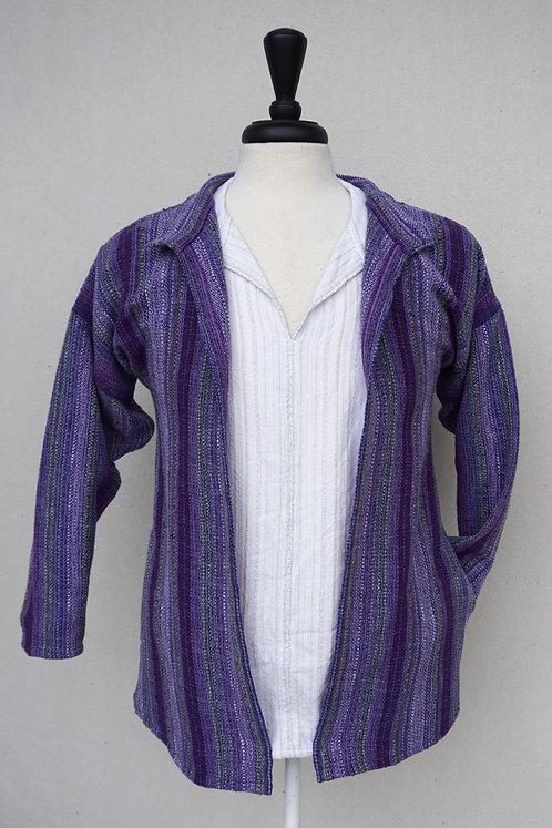 Lavender Fields Short Coat