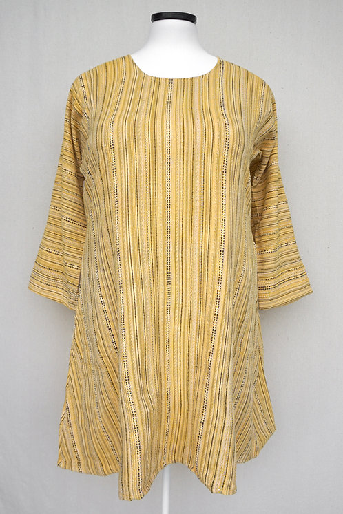 Aspen Yellow | Tunic, Scoop Neck