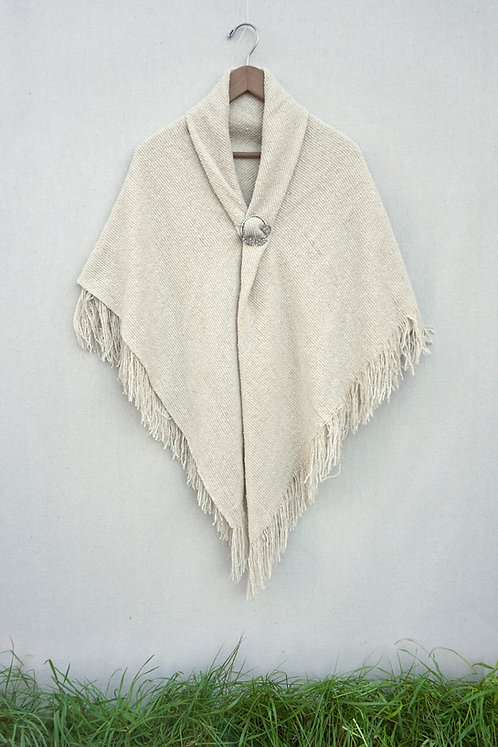Snowfall Square | Shawl