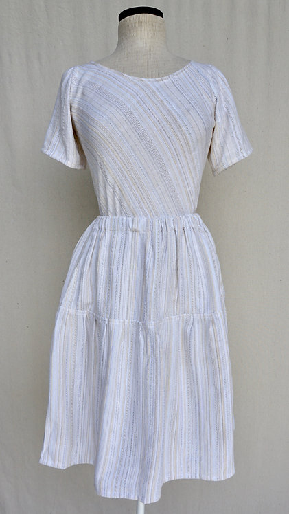 Silver Sands Short Skirt