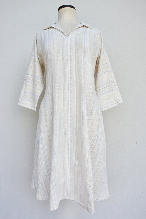 Silver Sands Tunic, Collared