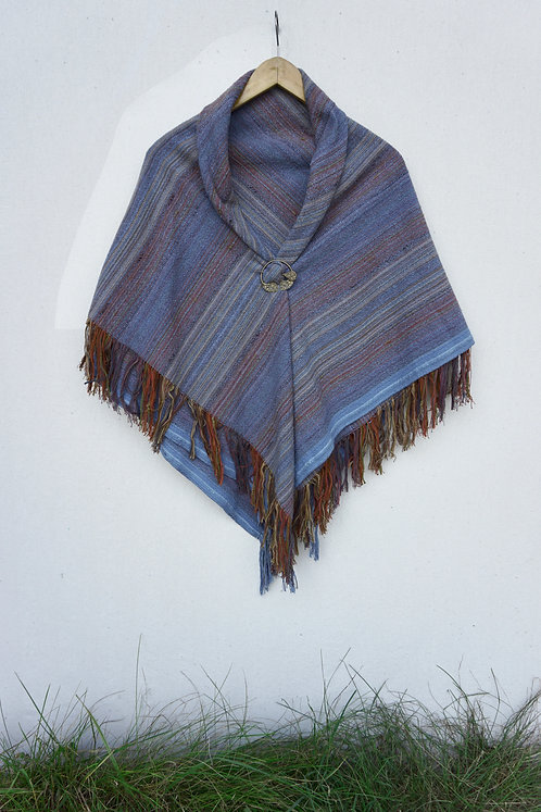 Canyon Sky Square Shawl