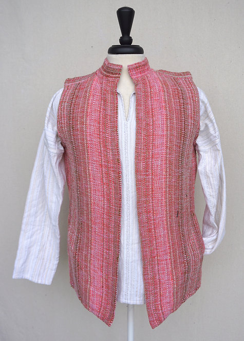 Orchard Bud Collared Vest