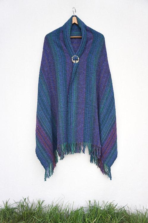 Iris | Rectangle Shawl