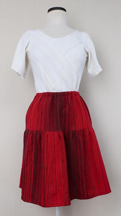 Cardinal | Short Skirt