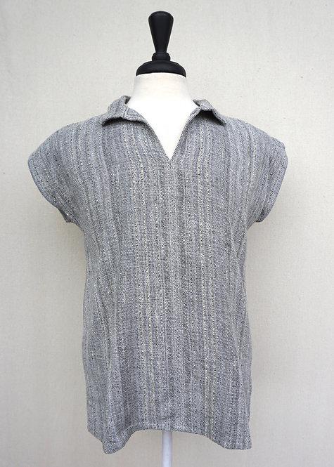 Grey Sands | Collared Shirt