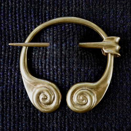Shell | Brooch