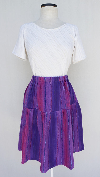 Purple Passion | Short Skirt