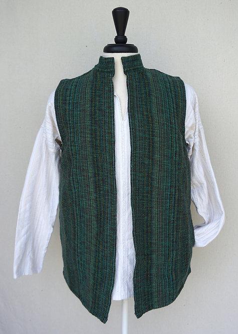 Canopy Collared Vest