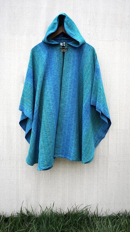 Turquoise Delight | Ruana