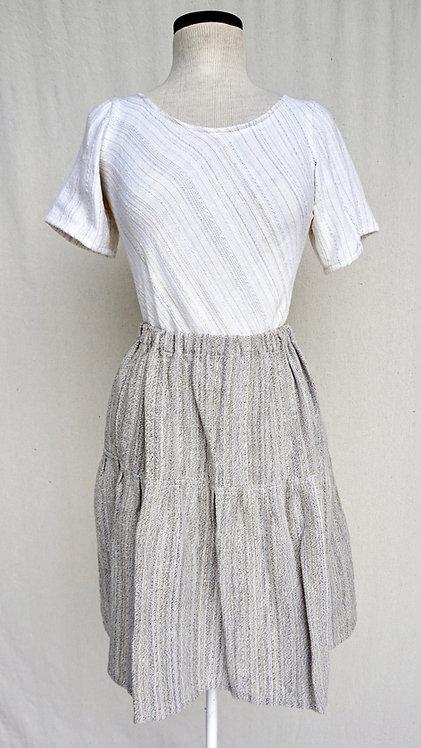Oxford | Short Skirt