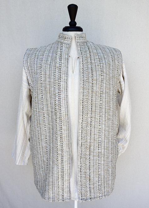 Aspen Brandy Collared Vest