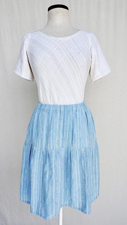 Day Sky Short Skirt