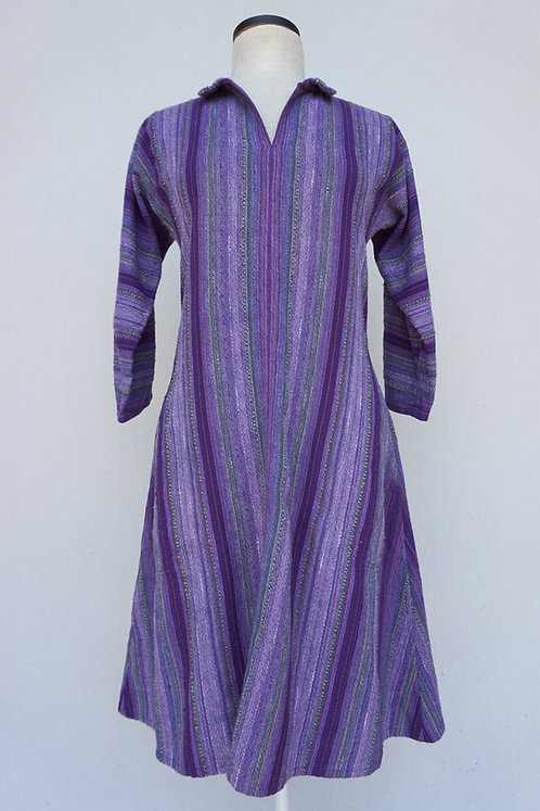 Lavender Fields | Tunic, Collared