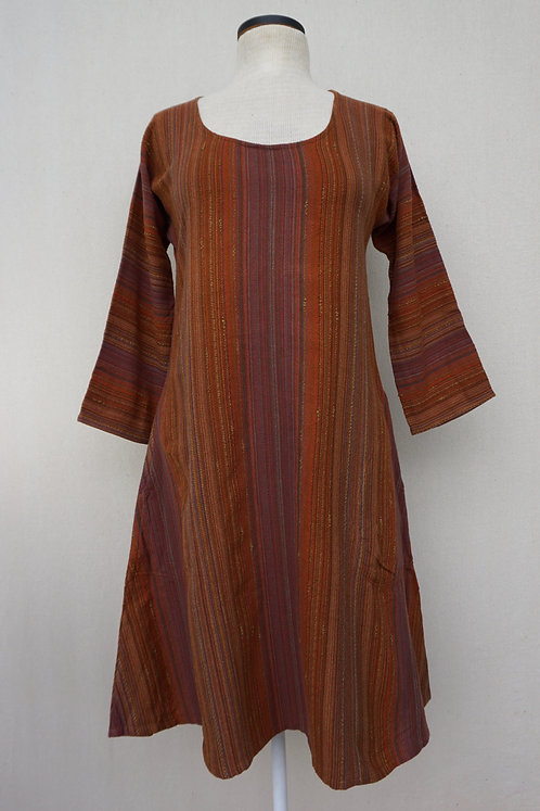 Sedona Canyon Tunic, Scoop Neck
